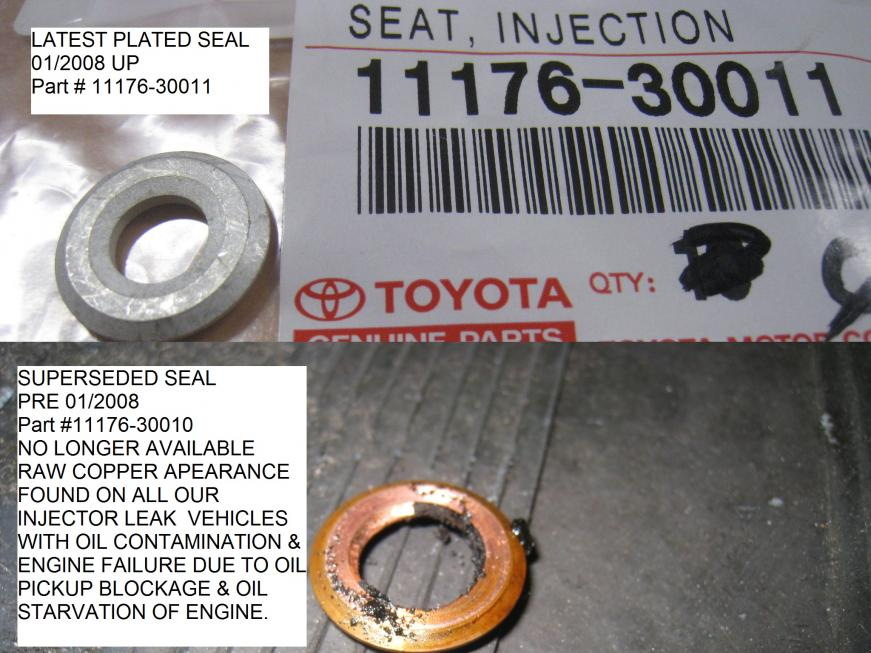 Fetch Id Amp D on Toyota D4d Engine