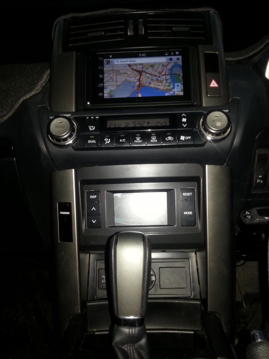 Parrot asteriod smart navigation and multimedia unit installation click image for larger version name 2013 07 18 174321 keyboard keysfo Choice Image