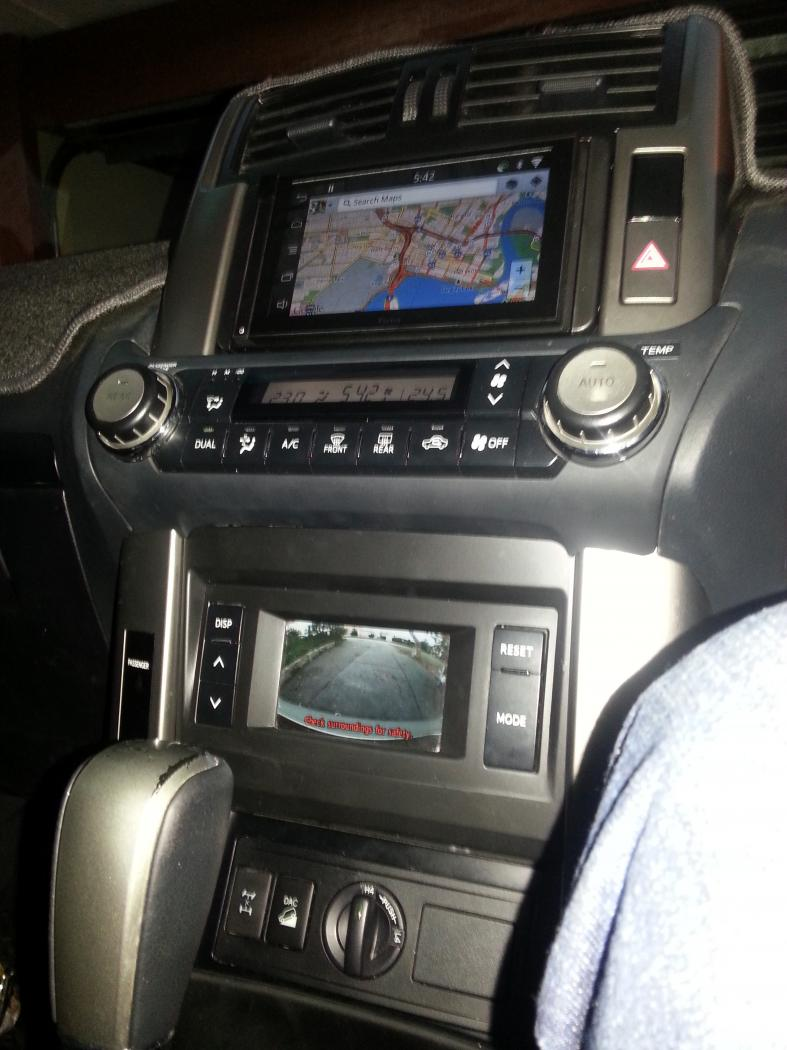Parrot asteriod smart navigation and multimedia unit installation click image for larger version name 2013 07 18 174331 keyboard keysfo Choice Image