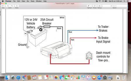 redarc tow pro wiring 150 series pradopoint toyota. Black Bedroom Furniture Sets. Home Design Ideas