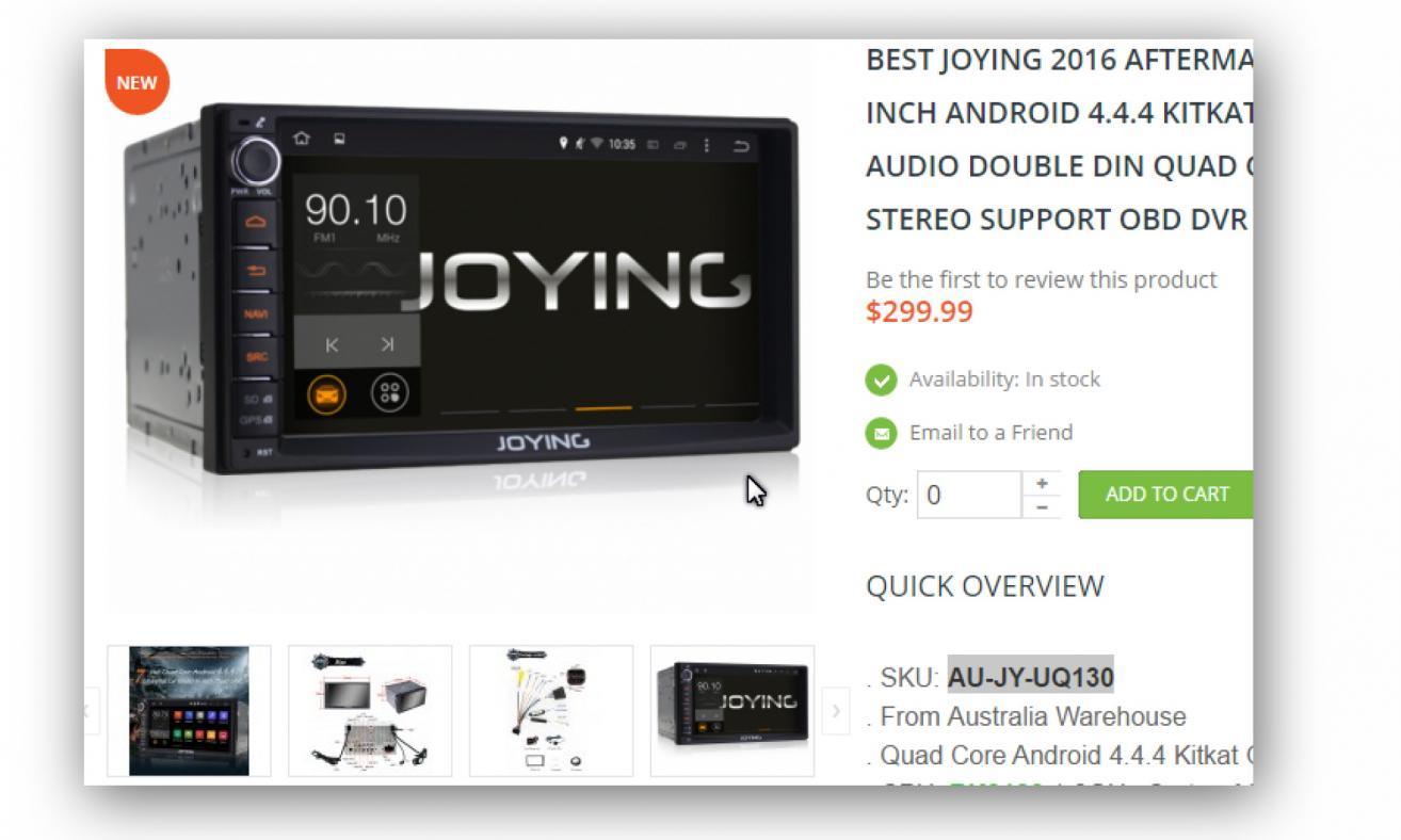 Joying Mods
