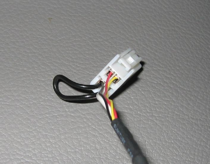 2004 Grande Gps Back Panel Connectors Pradopoint