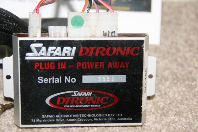 Performance Chip for 1KZTE Motor - PradoPoint - Toyota Prado 4x4